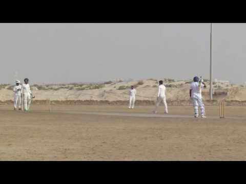 shazad and rasheed 101 runs opening partnership  0619 x264