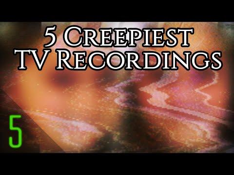 5 Creepy TV Signals Caught on Tape