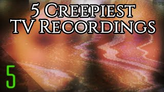 5 Creepiest TV Signals Ever Recorded