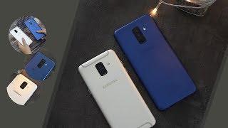 Galaxy A6/A6+ nên lựa chọn máy nào cho phù hợp với bạn?