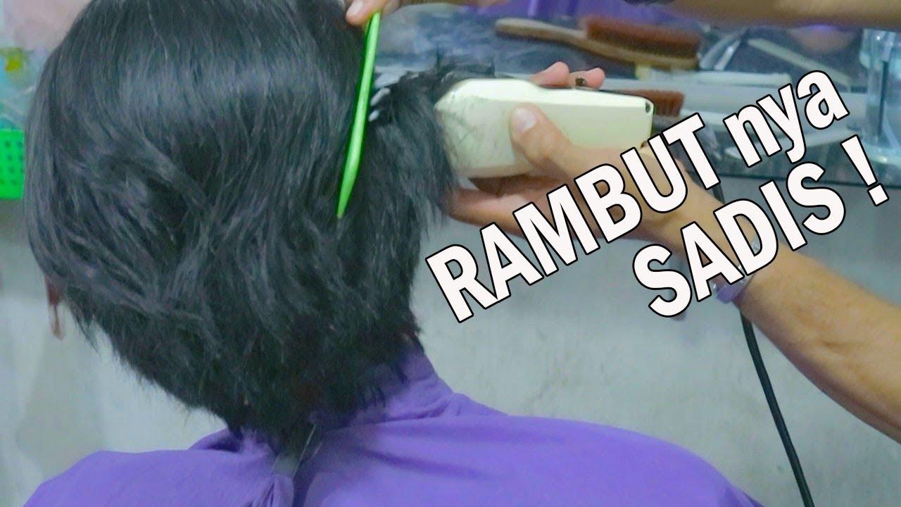 GAYA PRIA RAMBUT PANJANG 2018 ( step by step ) GONDRONG ...