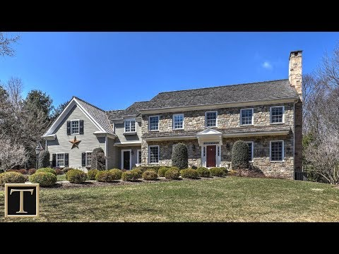 4 Glennon Farm Lane Tewksbury Township NJ