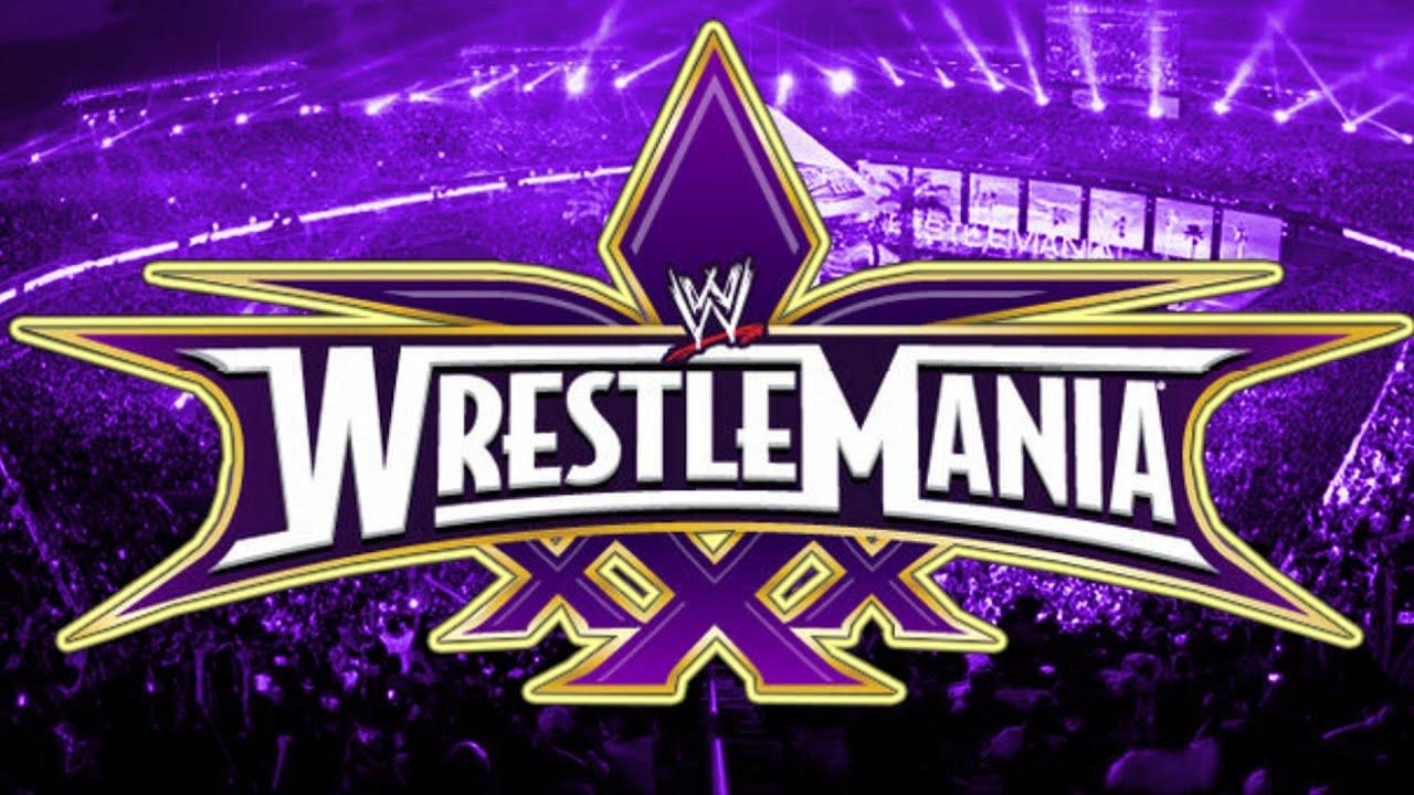 3d Max Wallpaper Wwe Smackdown Promo Z Wrestlemania 30 Youtube