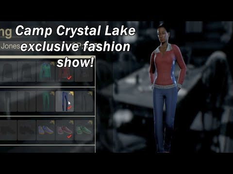Friday the 13th: The Game DLC Jason and counselor skin ...