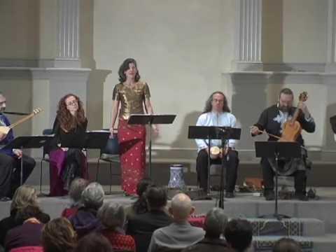 The Ivory Consort-Live! (NYC)   Mariam Matrem