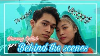 YANSSEY COLLAB? PURO TAWA? | Behind The Scenes