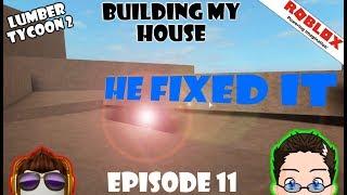 Roblox - Lumber Tycoon 2 - OMGosh! Updates! (Fixes!) Ich mag sie!!!