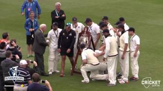 Victoria secure 30th Sheffield Shield title Top 10 Video