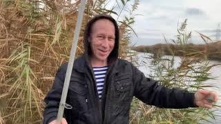 Рыбалка в Крыму 2020. Сакский район \ Петькина речка\.