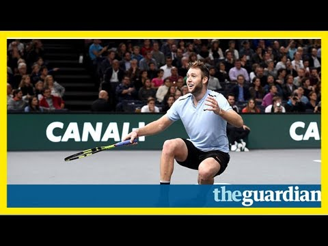 Jack sock wins paris masters as andy murray drops out of top 10