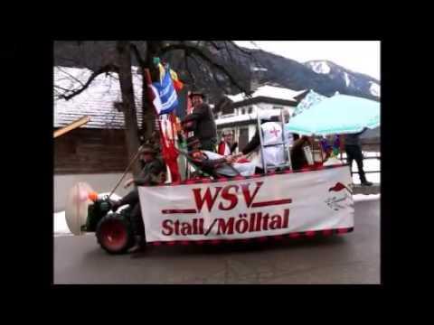 Faschingsumzug Stall 2016 Teil 1