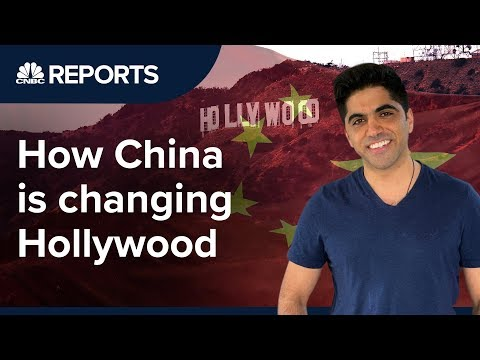 How China is changing Hollywood   CNBC Reports