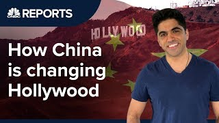 How China is changing Hollywood | CNBC Reports