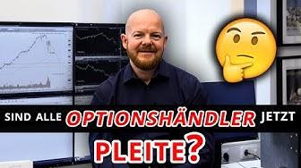 Sind alle Optionshändler jetzt pleite?
