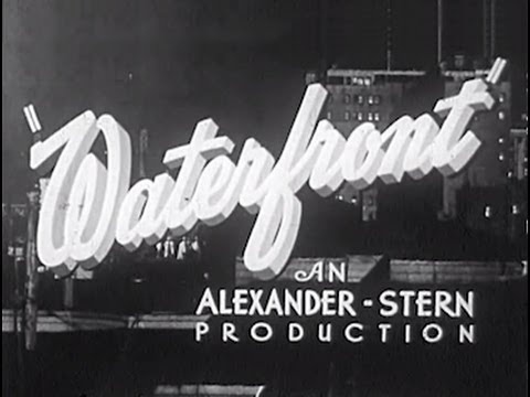 Waterfront (1944) [Drama] [War]
