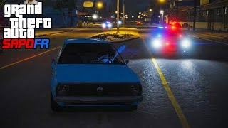 Gta Sapdfr   Episode 7   Ritalin Rachel! (my Run)