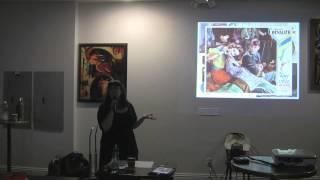 Christina Rice on Ann Dvorak at the LAVA Sunday Salon November 2013