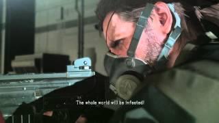 METAL GEAR SOLID V: THE PHANTOM PAIN | Quarantine Zone Massacre