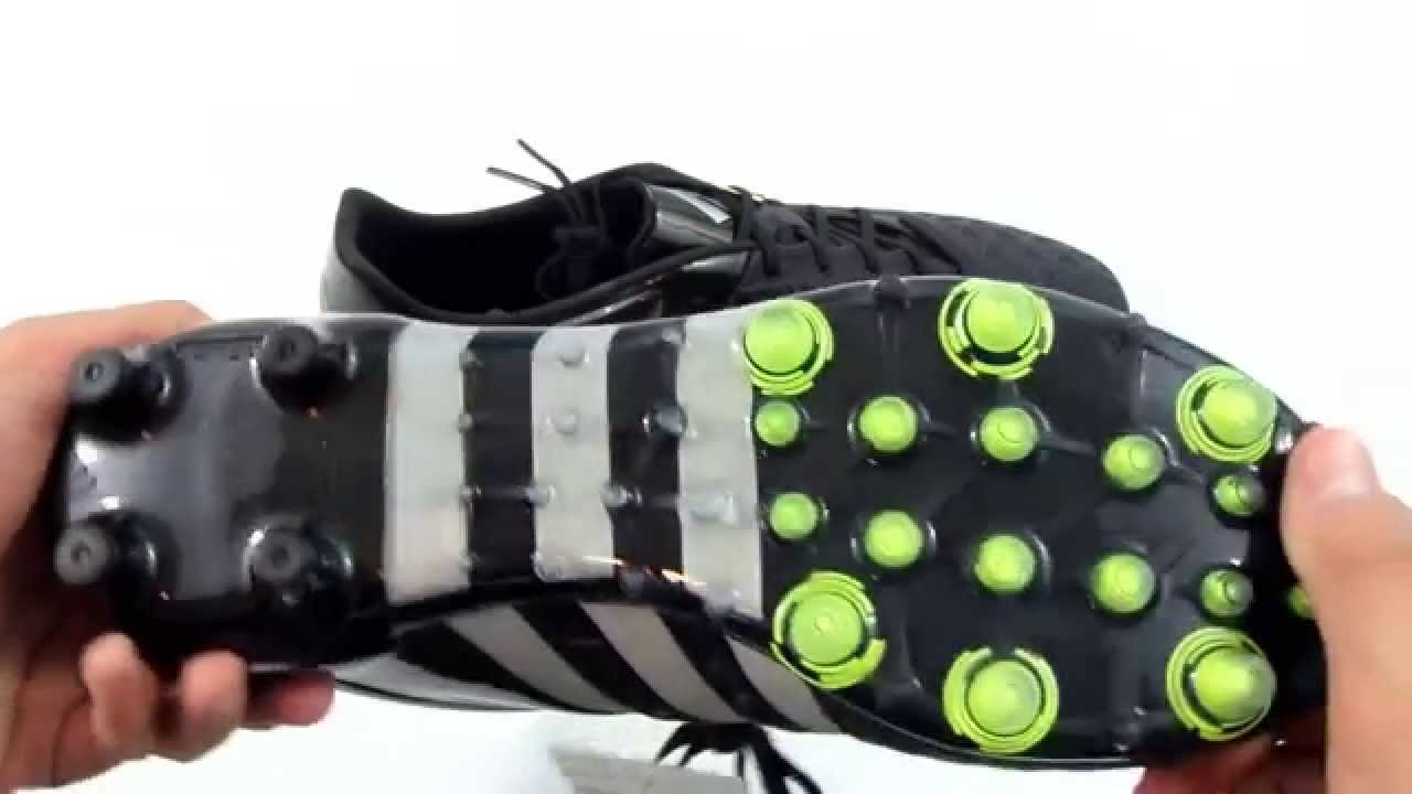 buy online 6ac62 de764 Adidas Ace 15.1 Black/Silver Coloway Unboxing