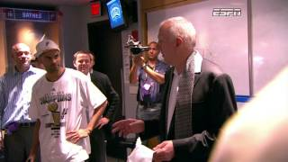 All Access: Gregg Popovich's Postgame Speech