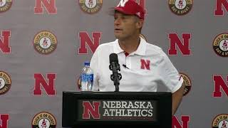 Mike Riley Post Game Press Conf: 'We want into a buzzsaw'