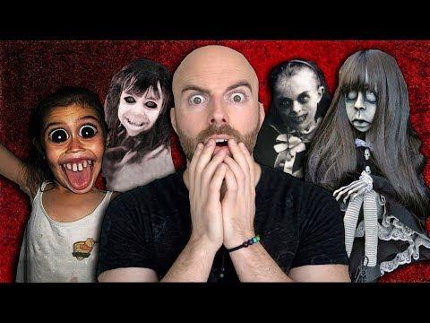 10 Terrifying Tales of Possessed Children