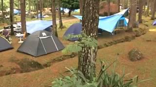 Turismo Algo Mais acampar é ótima opção de lazer