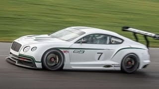#301. Bentley continental gt3  2012 (Prototype Car)