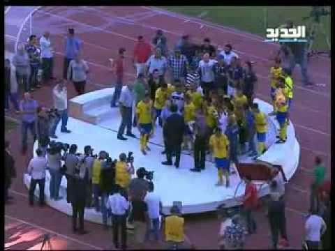 Lebanese Premiere Football League Awards Distribution