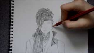 Daily Drawing - Andy Biersack