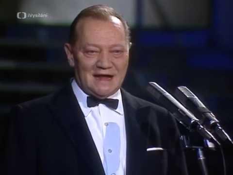 1988 Rudolf Hrušínský - Šel jsem světem