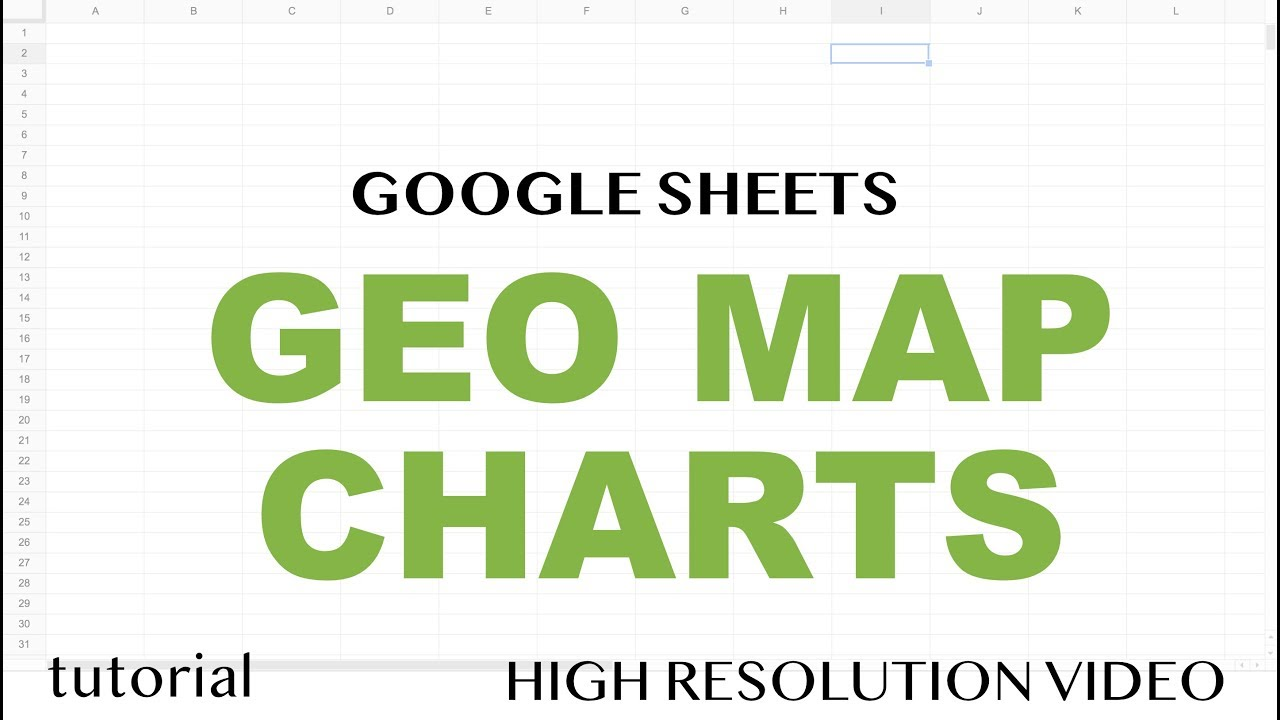Geo map chart with markers in google sheets tutorial geographic geo map chart with markers in google sheets tutorial geographic heat map graph baditri Image collections