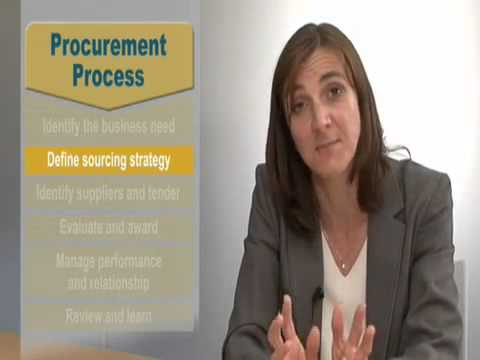 Logistics   Procurement Process