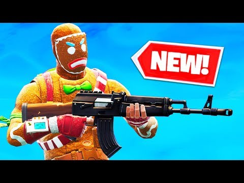*NEW* HEAVY AR Gameplay in Fortnite Battle Royale