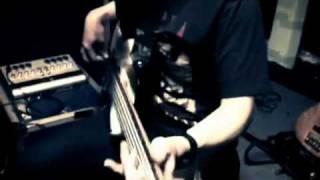 d.f.a - mentari jingga ( bass recording )