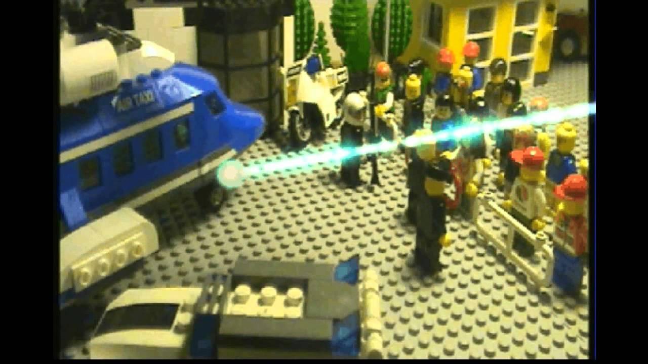 LEGO Alien Conquest UFO Abduction - Walmart.com |Lego Alien Invasion