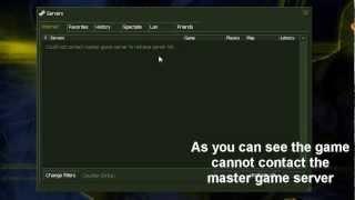 CS 1.6 - Master Game Server Patch Fix