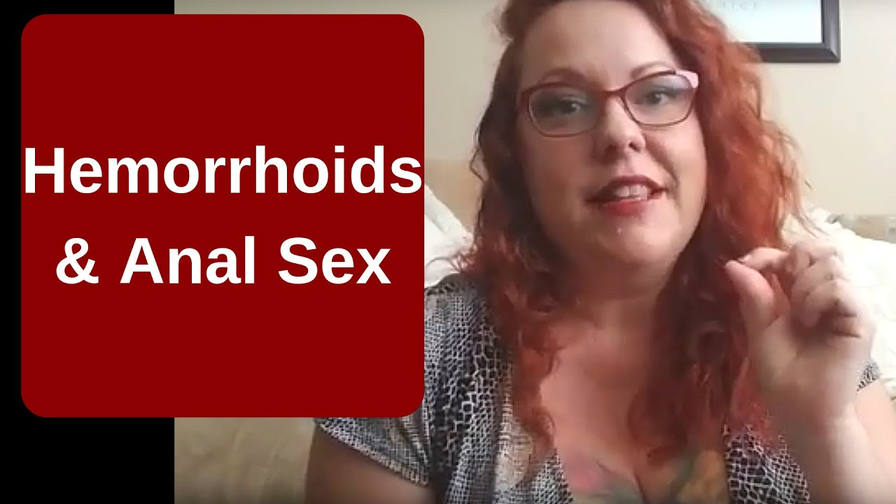 hemorrhoids sex
