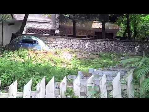 Albanian bunkers, Mt Dajt, Tirana
