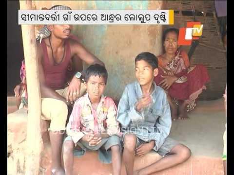 Odisha out to stamp authority in border villages eyed by AP