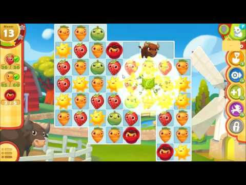 Farm Heroes Saga Level 1360