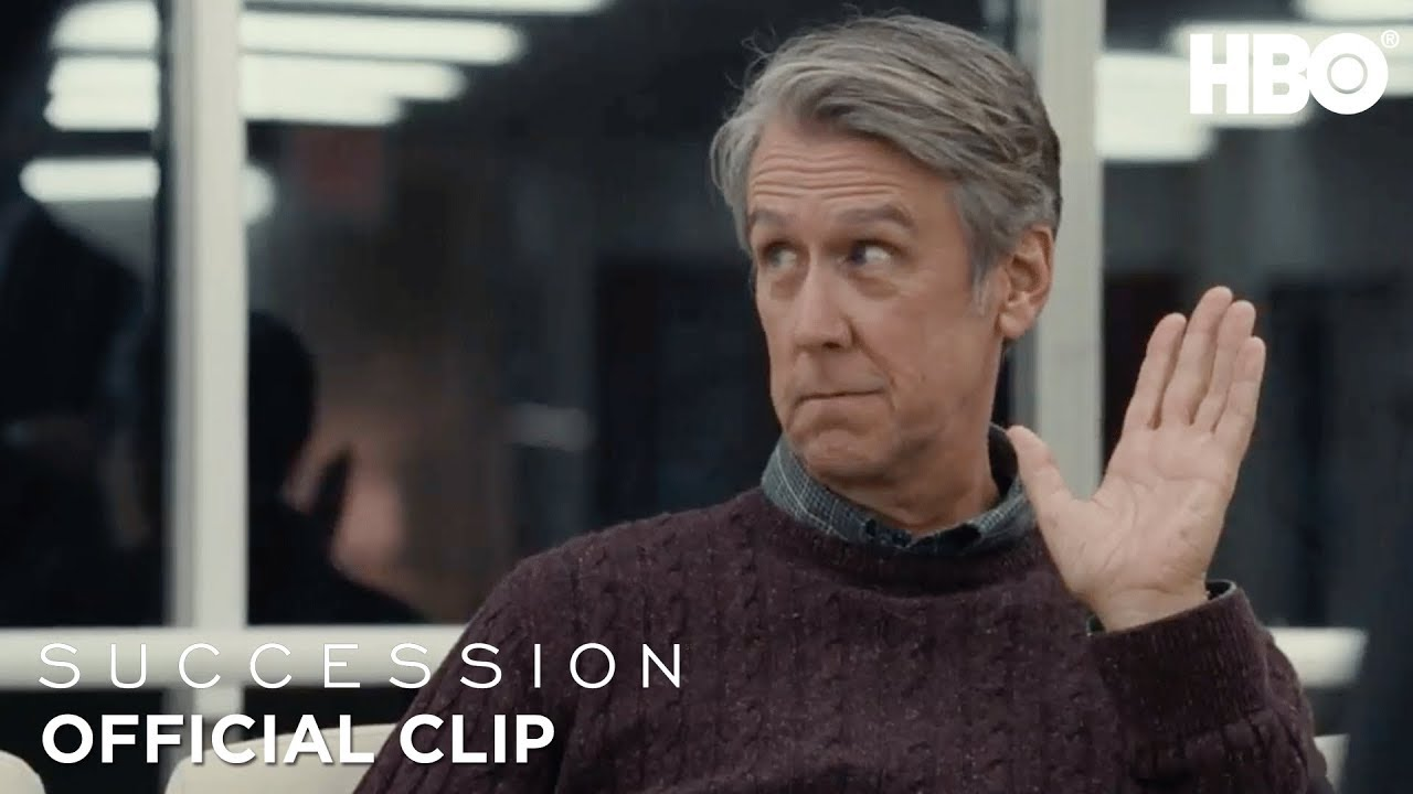 'Cryogenics' Ep. 2 Official Clip | Succession | HBO