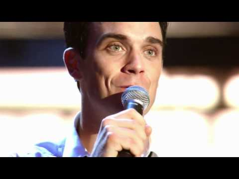 Robbie Williams - My Way (HD) Live At The Royal Albert Hall.mp4