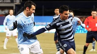 HIGHLIGHTS: New York City FC vs. Sporting KC | March 28. 2015