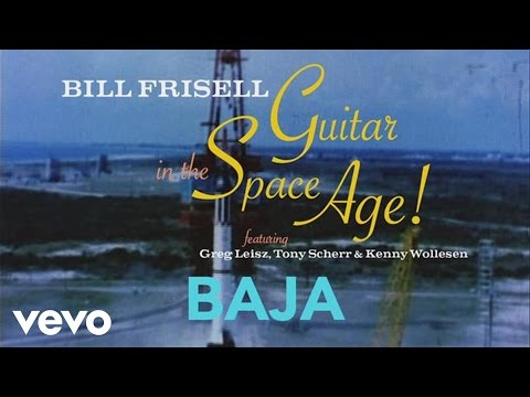 Bill Frisell - The Making of Guitar in the Space Age Teaser