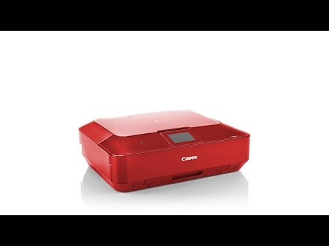 Canon Wireless Photo Printer, Copier and Scanner