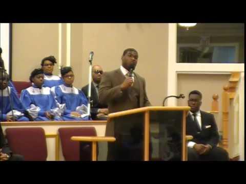 Apostolic Preaching: Min. A. Brown