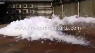 Foam Machine Atau Mesin Busa Foam untuk Special Event Special Effect | Fireworks Jakarta
