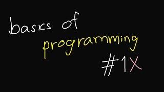 Basis van de Programmering #1X - Flowgorithm และลูปแบบ Doen-tijdens/Voor