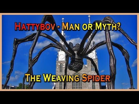Crrow777, James Alfred on THC Talking Hattybov (last time)- Man or Myth?